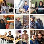 """""""Home Watching & Shopping"""": Künstler, Designer und Genussvirtuosen geben alles"""
