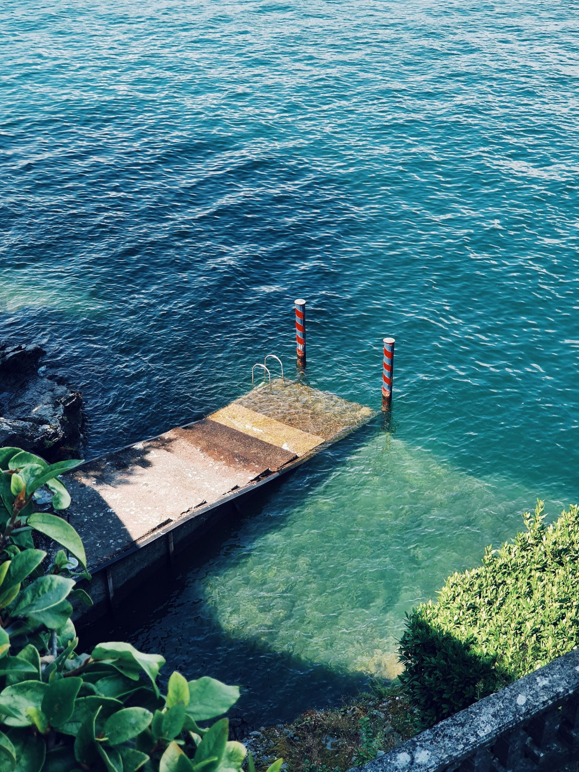 Die Wildnis am Lago Maggiore