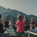 Yoga-Vibes im Kufsteinerland