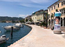 Und der Gardasee erfreut sich grosser Beliebtheit