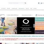 Entdecken Sie online angesagte Originale junger, aufstrebender Künstler!