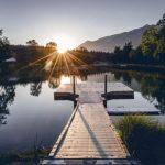 Tirol bietet Wasser und Berge: Rauschende Wasserfälle und gurgelnde Quellen