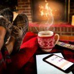 Winter is coming: Bald kommen die gemütlichen Kuschelabende