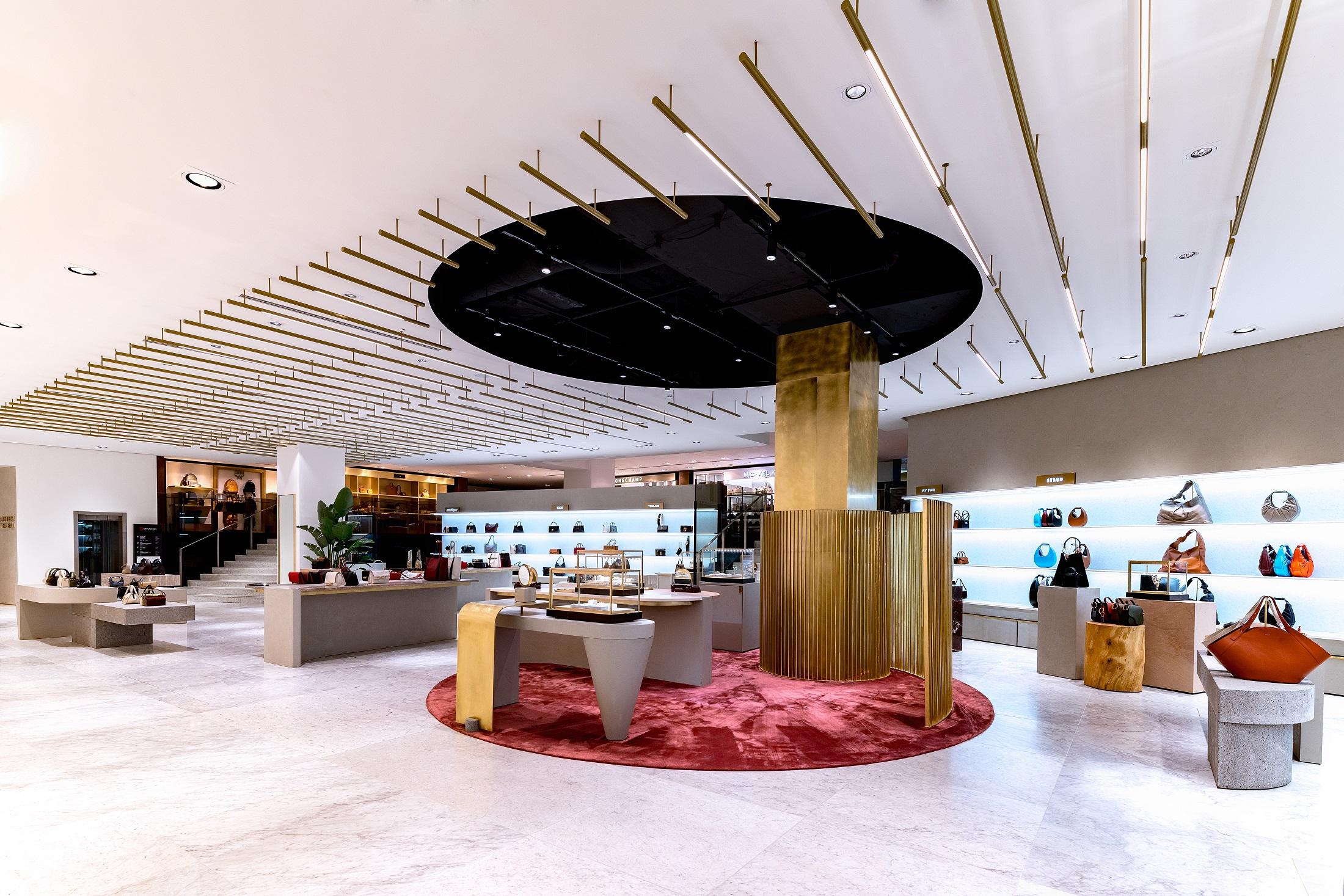 Relaunch der Premium-Accessoires-Welt bei Breuninger in Stuttgart