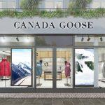 Canada Goose expandiert: Jetzt den vierten Store in Europa eröffnet