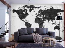 Die ganze Welt in - bzw. an den eigenen vier Wänden