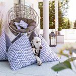 Den goldenen Herbst mit einem stylischen Hundekissen begrüßen – mit Video