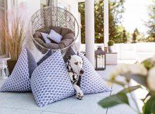 FLUM Hundekissen & Sofakissen aus Softshell