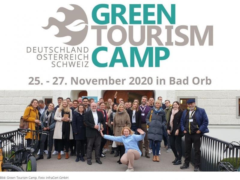 Green Tourism Camp. Foto: InfraCert GmbH