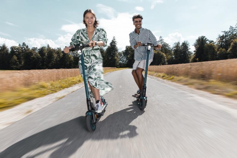 Neues E-Scooter Line-Up von SoFlow