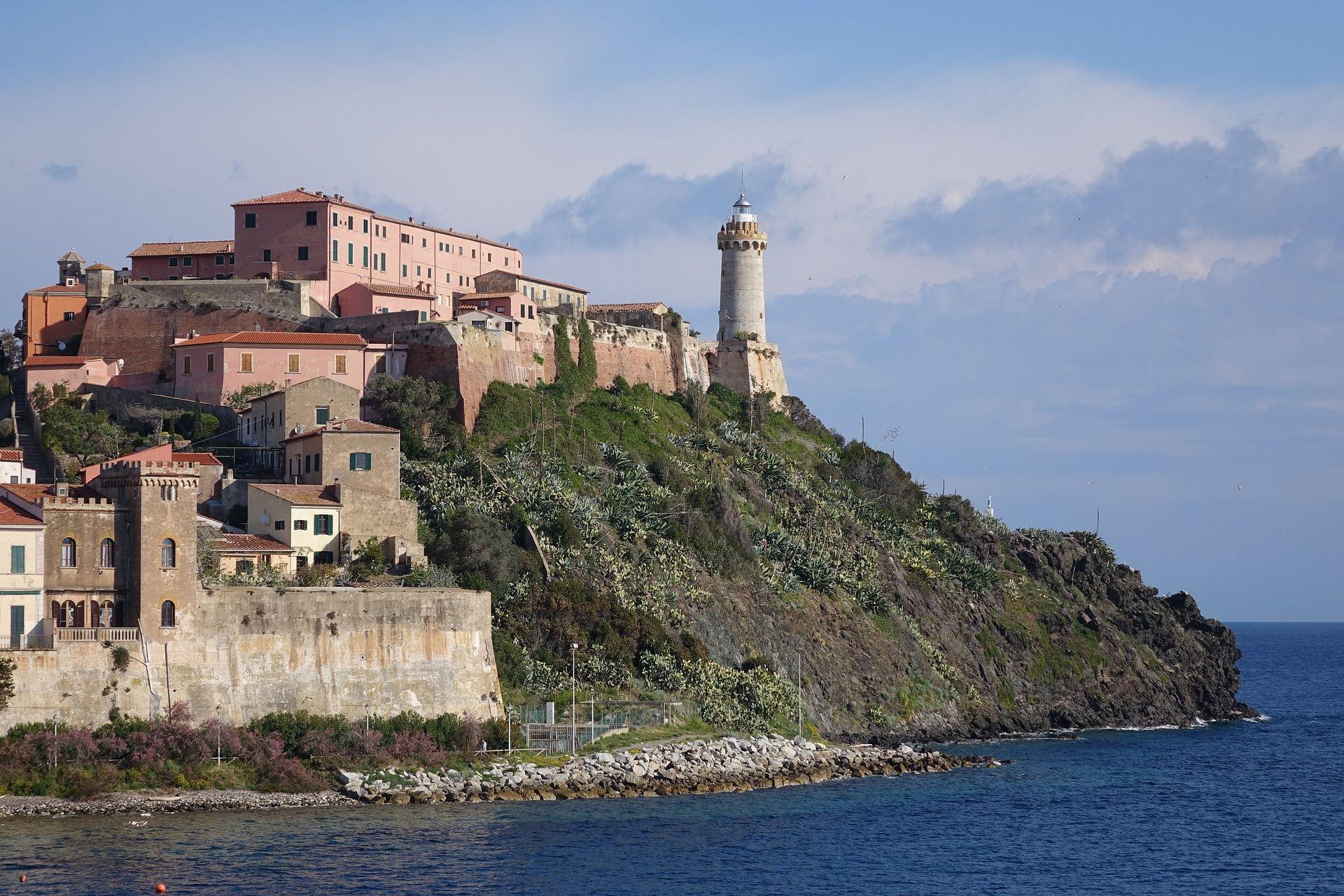 Portoferraio auf der Trauminsel Elba