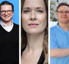 Torsten Anstädt, Sophie Rosentreter und Rick Mader im Gespräch über Demenz