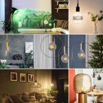 Die neuesten Leuchtmitteltrends für kreative Lichtakzente