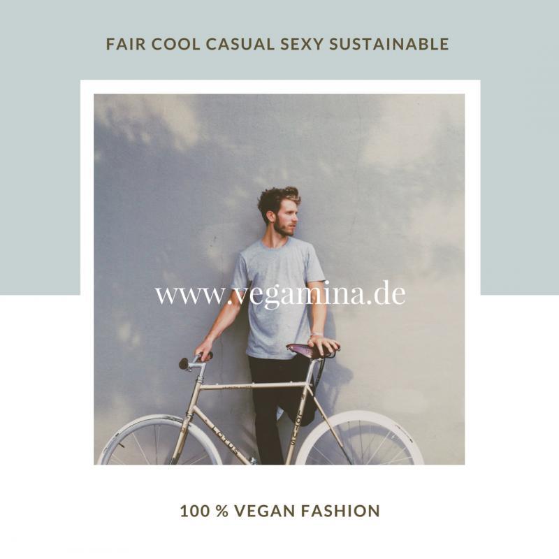 Vegane Mode bei Vegamina