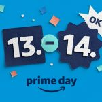 Amazon Prime Day: Dienstag, den 13. Okt. um 00:01 Uhr bis Mittwoch den 14. Okt.