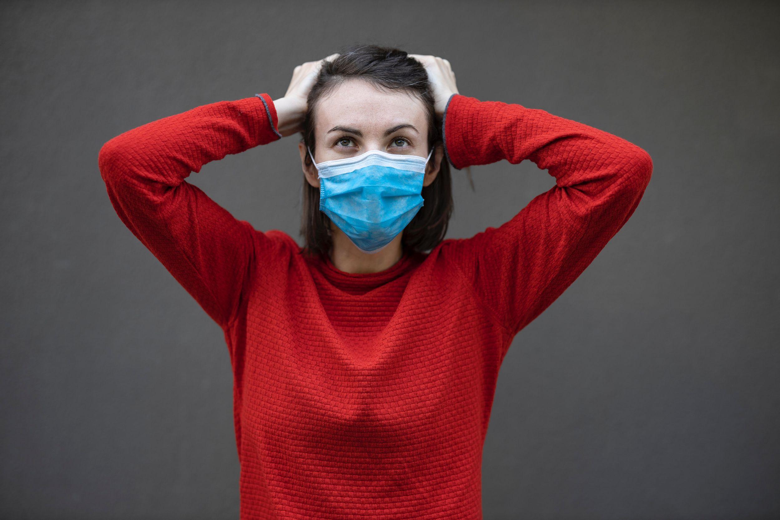 Alltagsmasken - sinnvoll zum Eigenschutz und zum Schutz von anderen