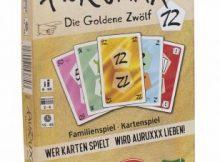 Das Kartenspiel Auruxxx - Die goldene 12
