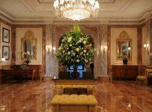 Die Lobby im Regent Berlin