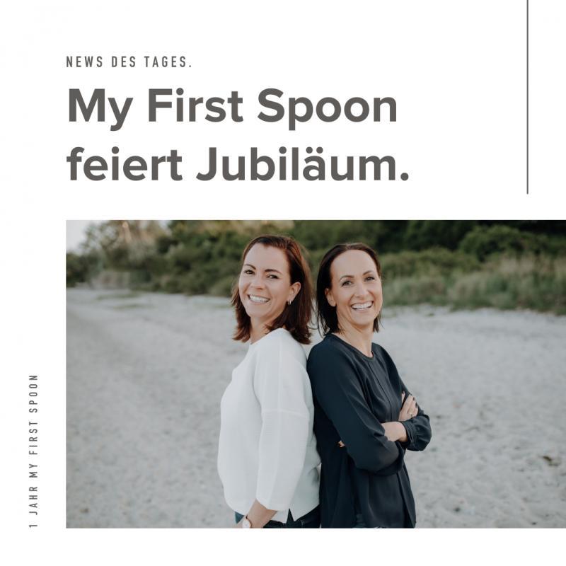 Die beiden Freundinnen & Gründerinnen Julia und Teresa