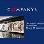 Schweizer Retailer spendet zusammen mit Kunden an Kinderhilfe Sternschnuppe