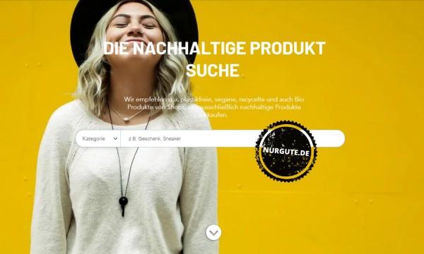Die neue Plattform die Dir hilft, nachhaltig hergestellte Produkte, leichter zu finden