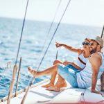 Ostsee-Urlaub: Wellnessvergnügen und Verwöhnwochenende inkl. Segeltörn zu zweit