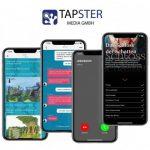 Bücher mit Special Effects in Kooperation mit Tapster