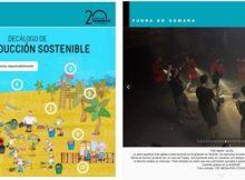 Teneriffa feiert 20 Jahre Tenerife Film Commission mit interaktivem Magazin