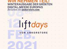 """Nach großem Erfolg der ersten """"liftdays"""""""