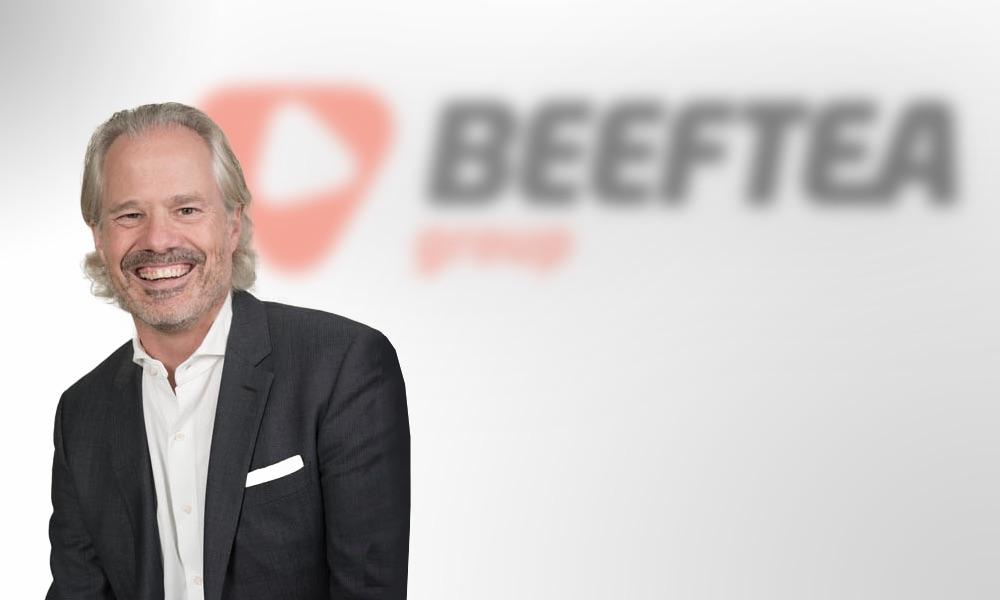 Andreas Grunszky, Geschäftsführer der Beeftea Group