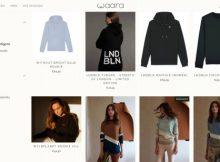 Waara- Online-Marktplatz für nachhaltige und faire Mode