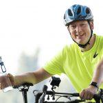 Dr. Eckart von Hirschhausen ist die Fahrrad freundlichste Persönlichkeit 2021