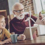 Und das Alter macht doch weise: Opas for Future