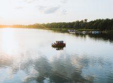 Natur, Weite, frische Luft und Abstand: Sommer in Brandenburg