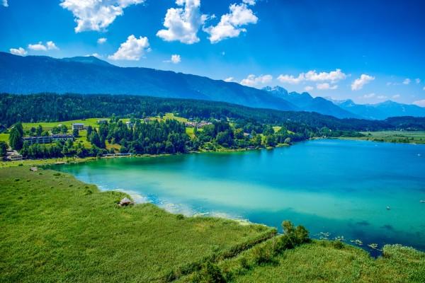 Luxury Lake Suites Pressegger See - Nassfeld (© SNI Immoreal GmbH)