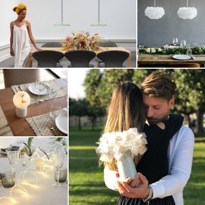 Leuchten Hochzeit