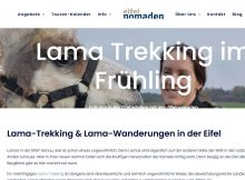 Website Eifelnomaden