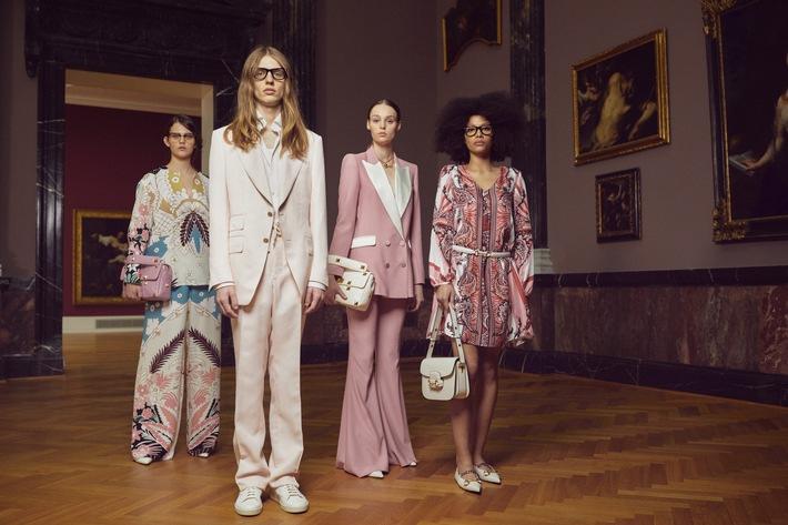 Breuninger zeigt erstmals digitale Fashion Show in der Staatsgalerie Stuttgart