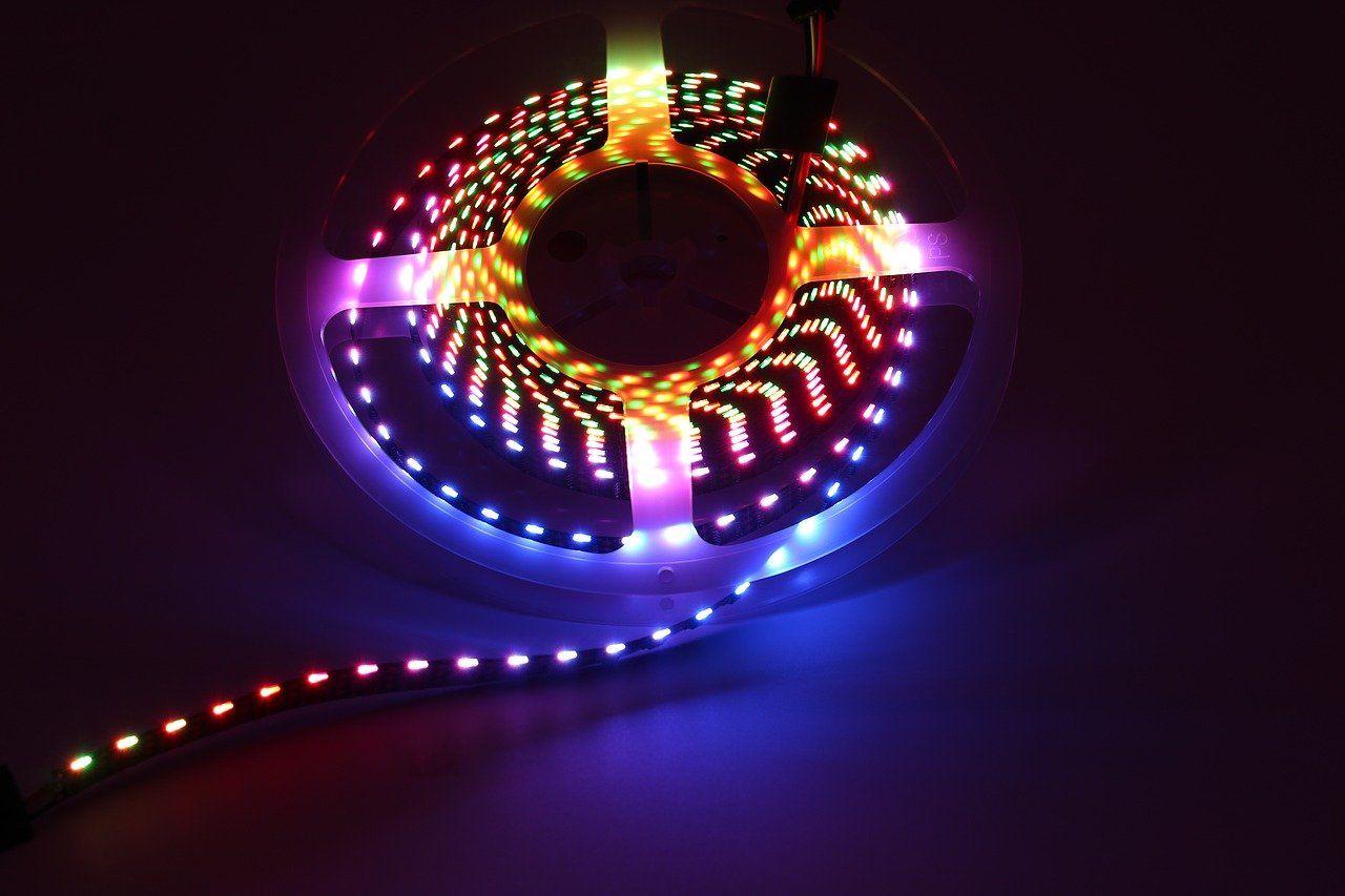 LEDs sind mega angesagt