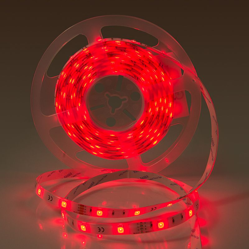 Die Auswahl an LED-Streifen ist riesengross