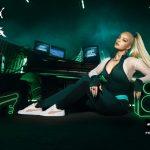 Superstar Bebe Rexha für gemeinsame Kampagne am Start