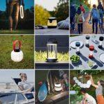 Für Garten oder Picknick: Stylische Lampen für draußen