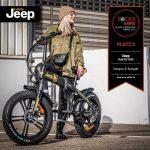 Jeep E-Bike: Newcomer erhält Design Award für coolen Auftritt
