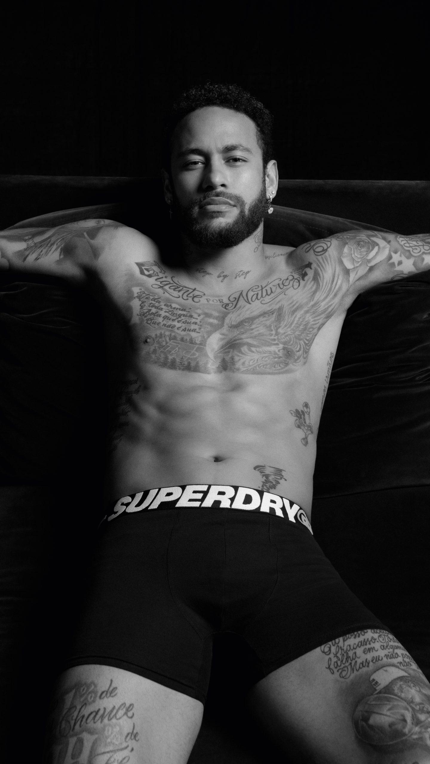 Neymar Jr. für Superdry