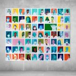 Tolle Kunstaktion zum Welttag des Labors