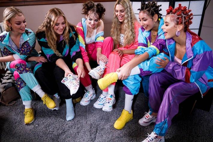 """In der 10. Folge der diesjährigen 16. """"Germany´s Next Topmodel"""" Staffel ist Skechers Teil eines Videodrehs, welcher gleichzeitig eine Challenge dieser Folge darstellt."""