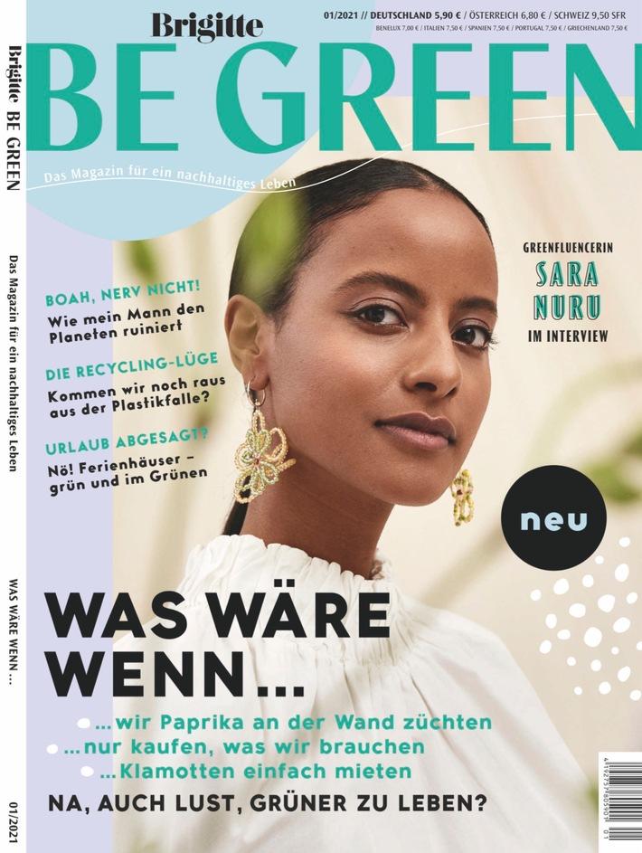 Gruner+Jahr, BRIGITTE BE GREEN