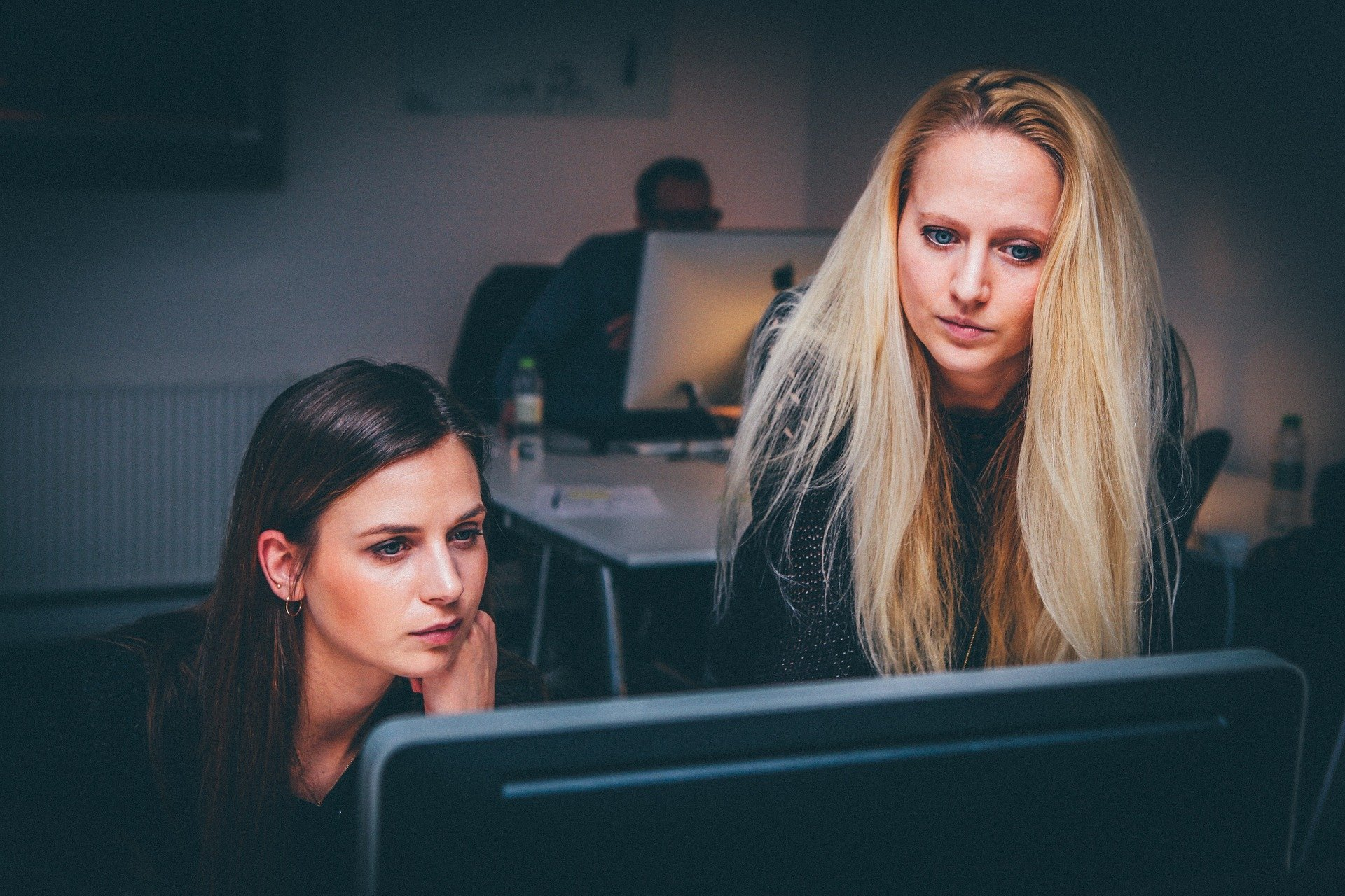 Frauenpower im Job