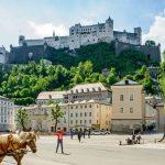 Die Mozartstadt Salzburg lockt mit Natur- und Kulturleckerbissen