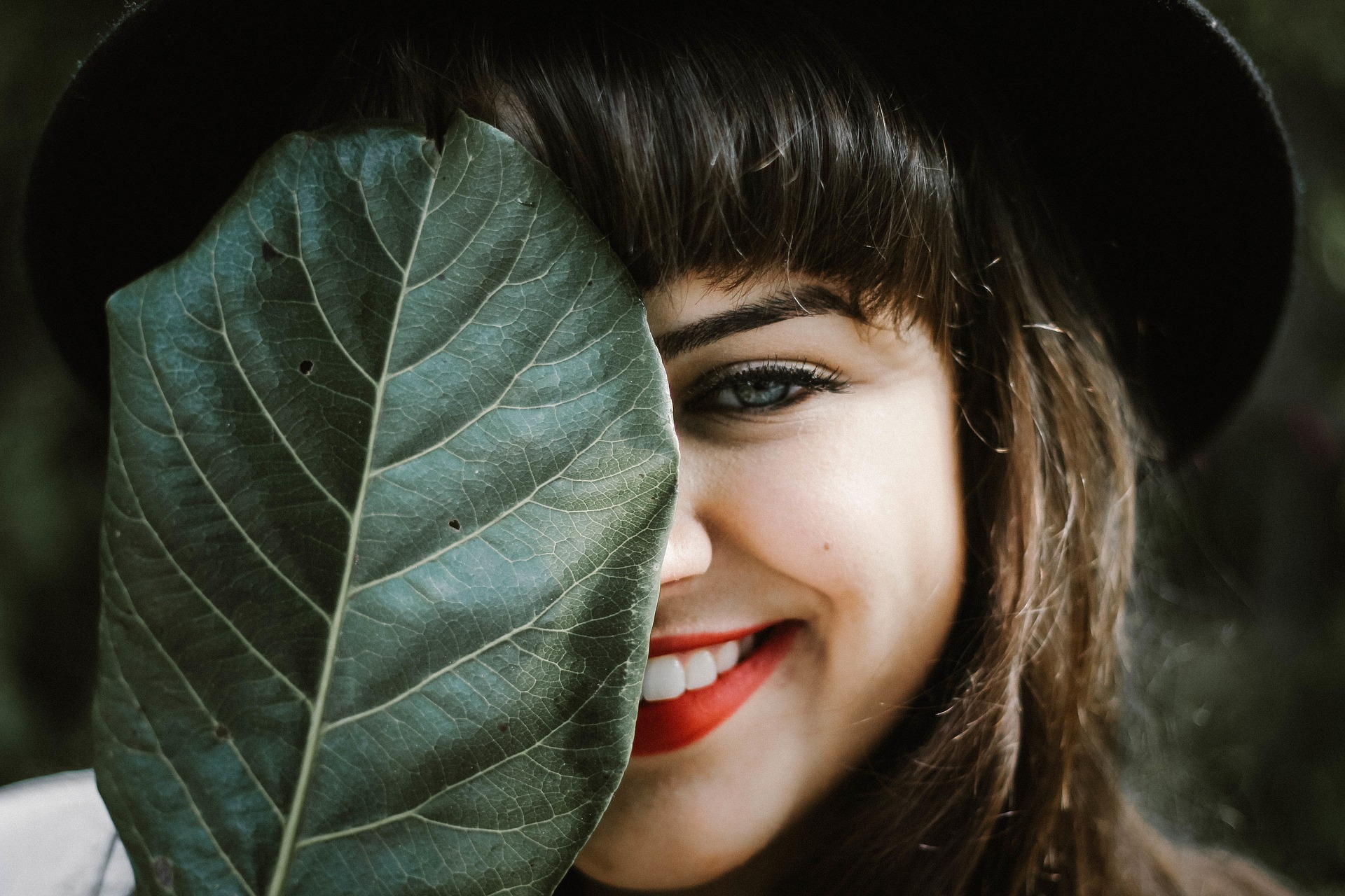 Lächelnd gewinnen